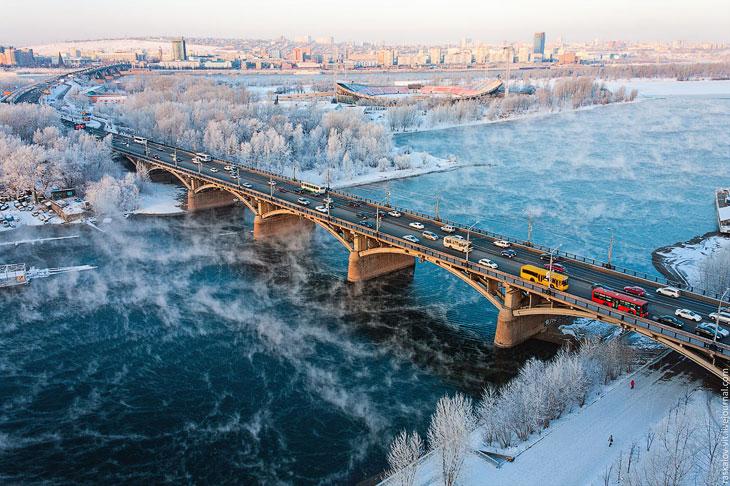 Cours de russe en ligne: Stolbi de Krasnoiarsk (image 1)