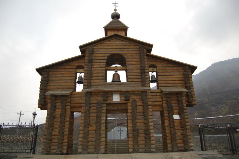 Норильская Голгофа