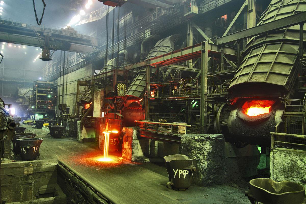 Завод «Норильский никель»
